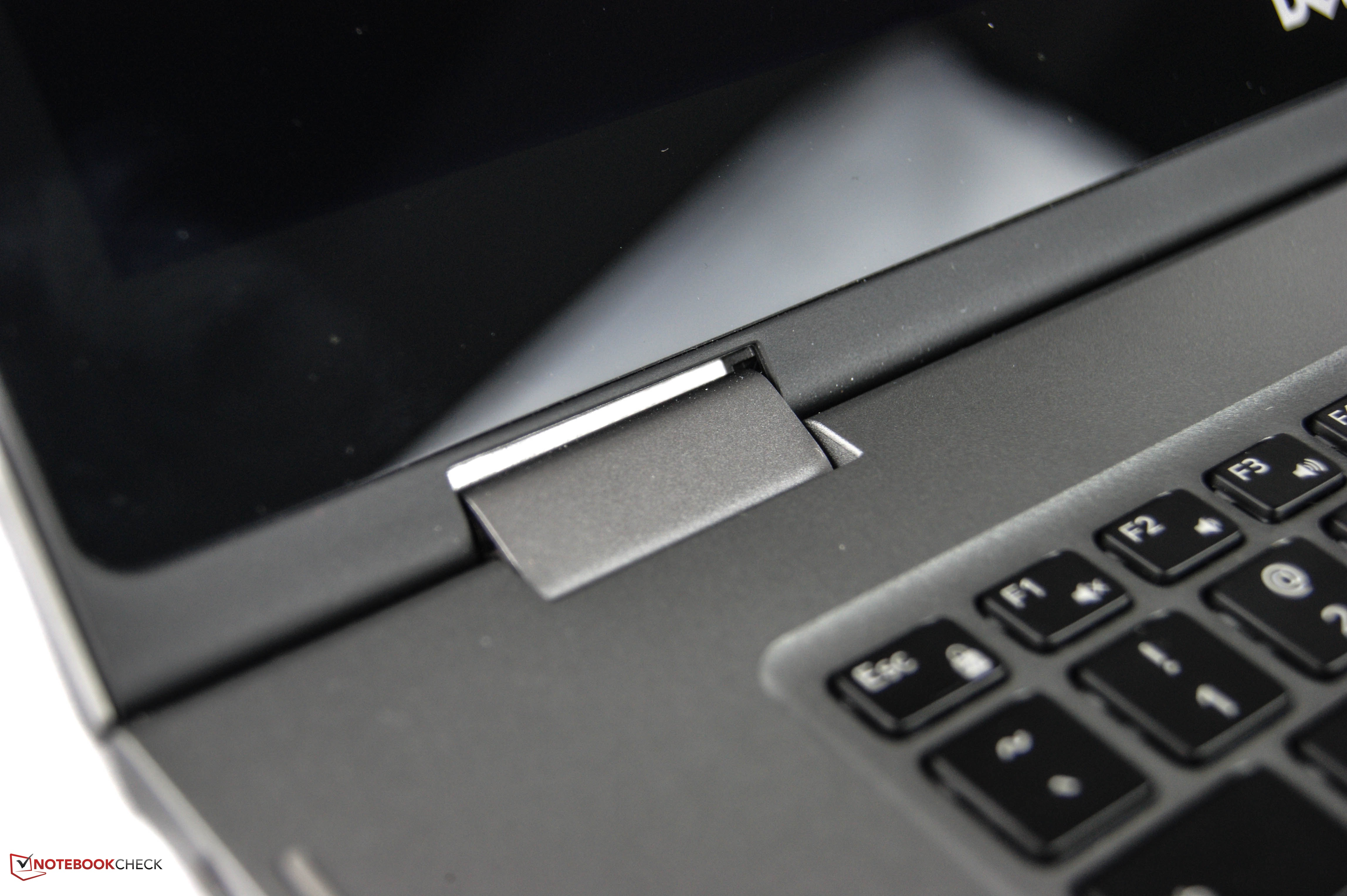 戴尔 Inspiron 15 5568 变形本简短评测 Notebookcheck