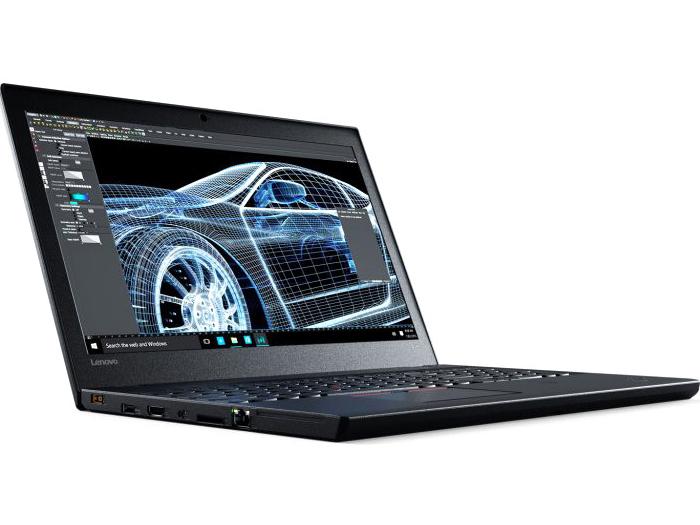 联想 ThinkPad P50s-20FKS00400 笔记本电脑简短评测 - Notebookcheck