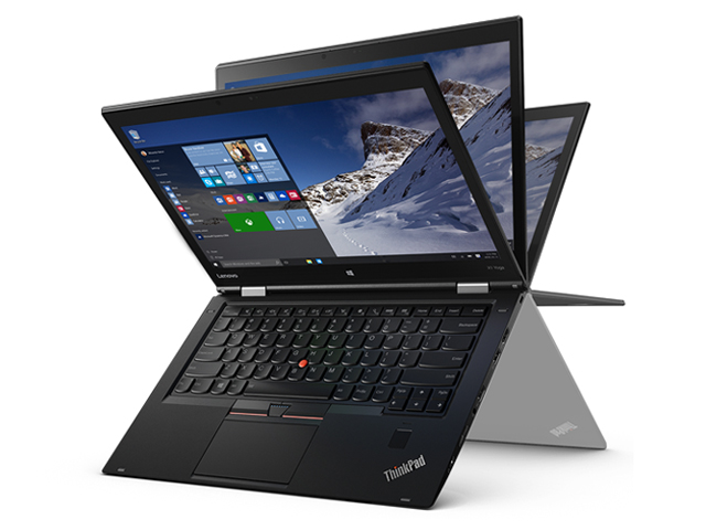 high performance & OLED: Lenovo ThinkPad X1 Yoga