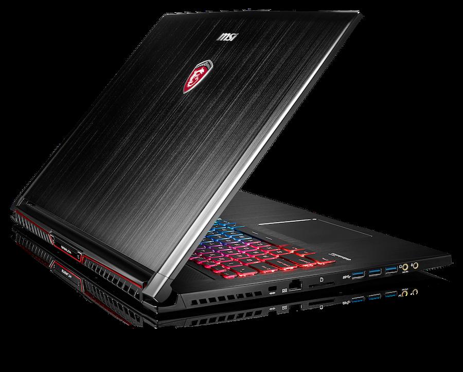 微星GS73VR 7RF (7700HQ, GTX 1060, 4K) 笔记本电脑简短评测
