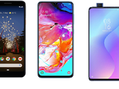 Smartphone Camera Comparison: Google Pixel 3a vs Samsung Galaxy A70 vs Xiaomi Mi 9T