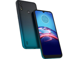 摩托罗拉Moto E6s智能手机评测. Test device provided by: Motorola Germany.