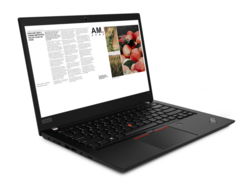 In review: Lenovo ThinkPad T490. Test unit provided by Lenovo Germany.