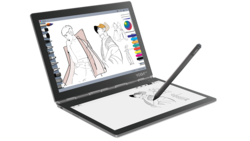 联想Yoga Book C930, test unit provided by Notebooksbilliger.de