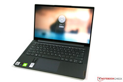 In review: Lenovo Yoga Slim 7 14. Test device provided by: