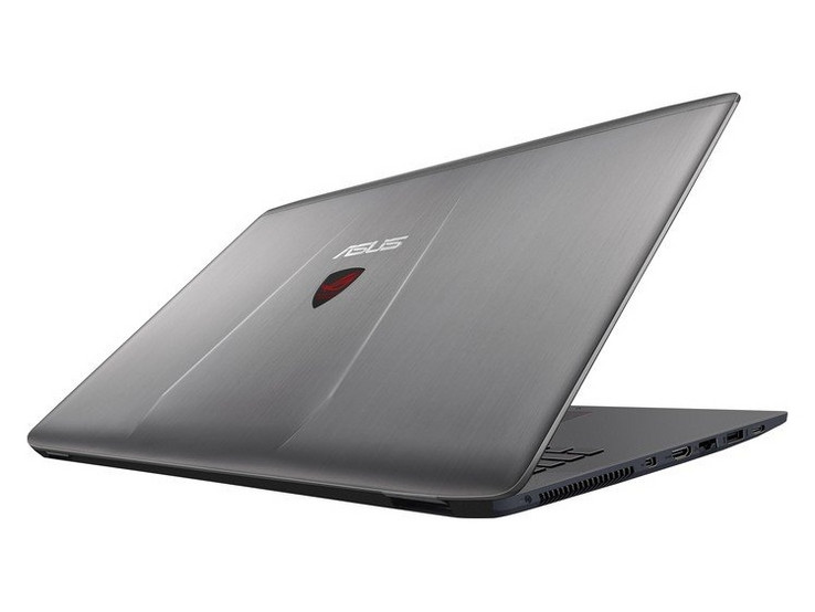 the gamer: Asus GL752VW