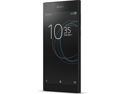 Review: Sony Xperia L1. Test unit provided by notebookcheck.de