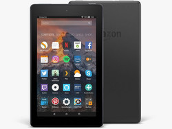In review: Amazon Fire 7 (2017). Review unit courtesy of Amazon Germany.