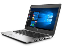 In review: HP EliteBook 820 G4 Z2V72ET. Test model provided by Notebooksbilliger.de