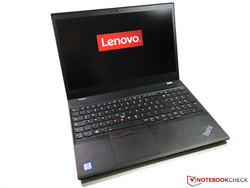 In review: Lenovo ThinkPad T570. Test model courtesy of Notebooksandmore.