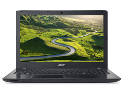 In review: Acer Aspire E5-575G. Test model courtesy of Notebooksbilliger.de