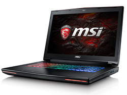 In review: MSI GT72VR 7RE Dominator Pro. Test model courtesy of MSI Germany.