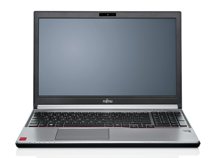 Performance and mobility in one device: Fujitsu LifeBook E754