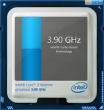 3.9 GHz maximum Turbo Boost attainable with 1 active core