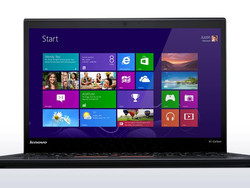 In review: Lenovo ThinkPad X1 Carbon 20FB-005XUS. Test model courtesy of Lenovo US.