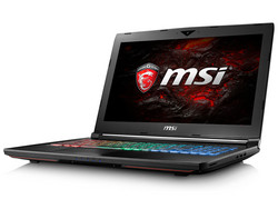 In review: the MSI GT62VR 7RE-223 Dominator Pro. Test model provided by MSI Germany.