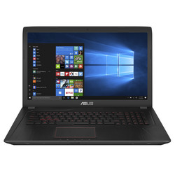 The Asus FX553VD, provided by: Notebooksbilliger.de