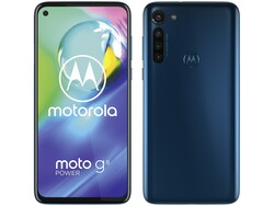 The Motorola Moto G8 Power smartphone review. Test device courtesy of Motorola Germany.