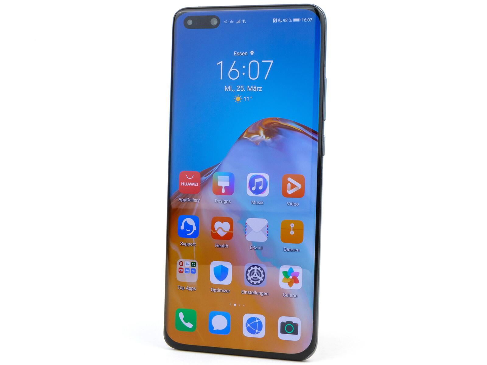 Huawei P40 Pro Notebookcheck